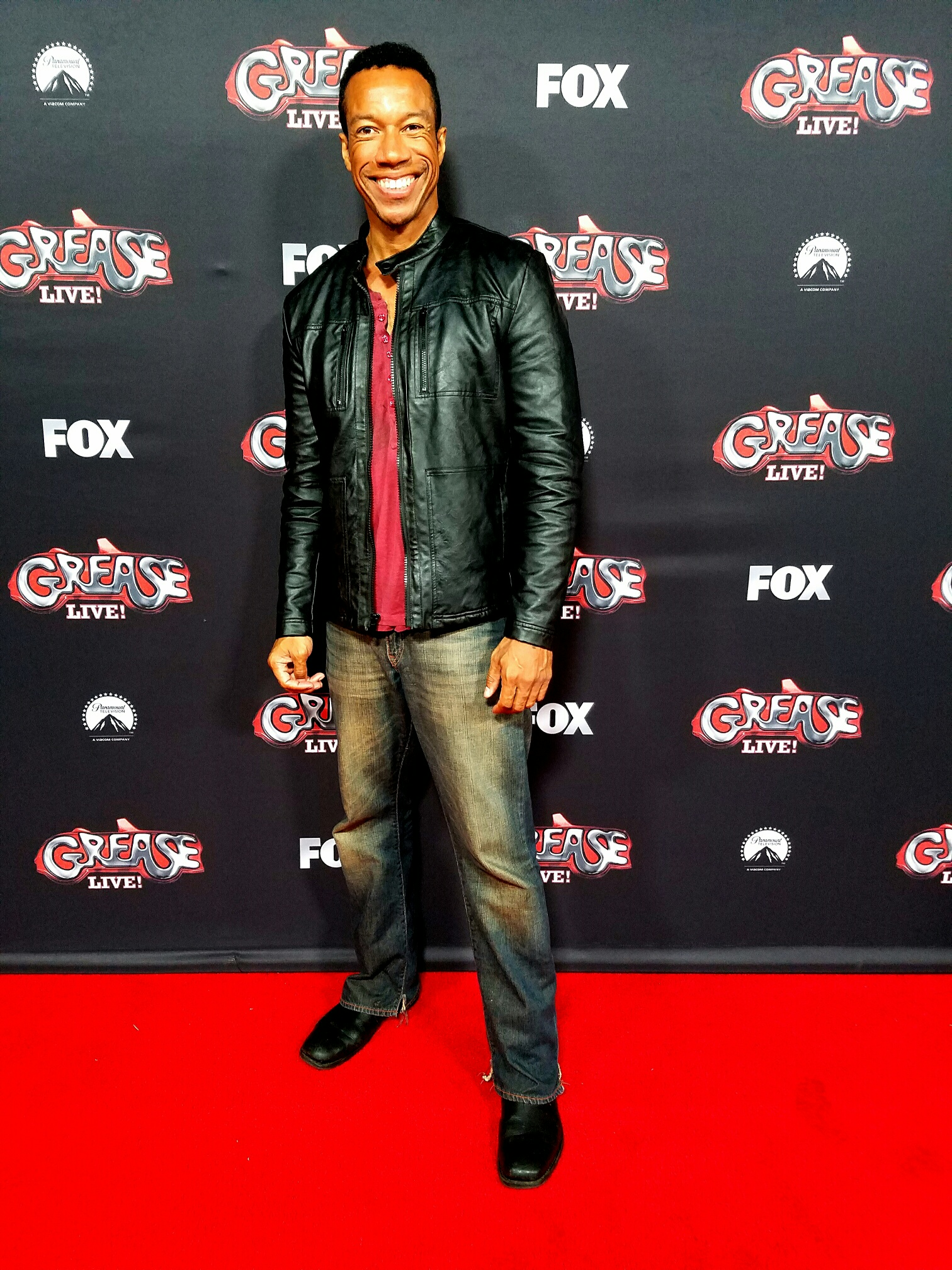 Grease Live Emmy screening