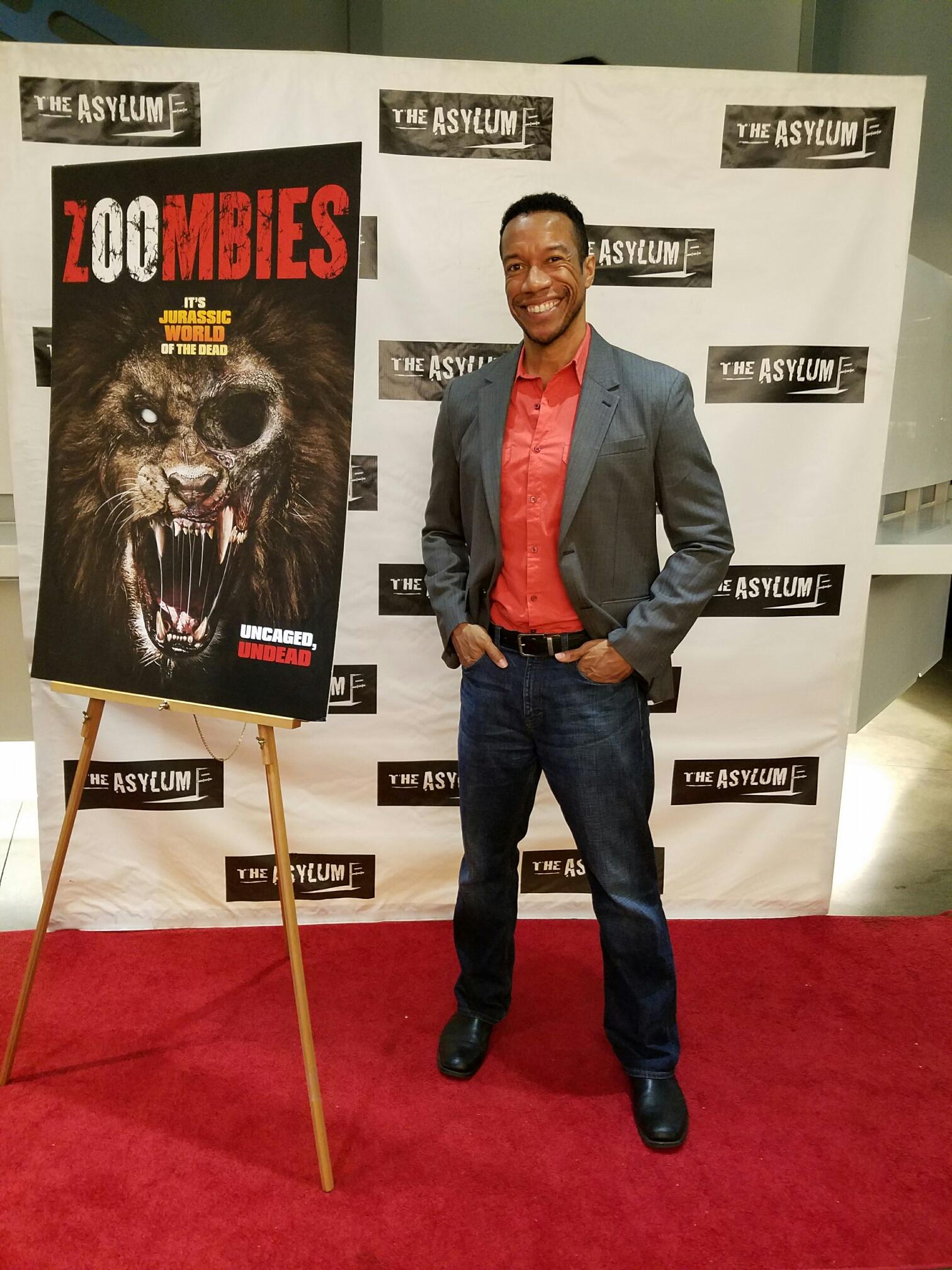 Zoombies premiere screening