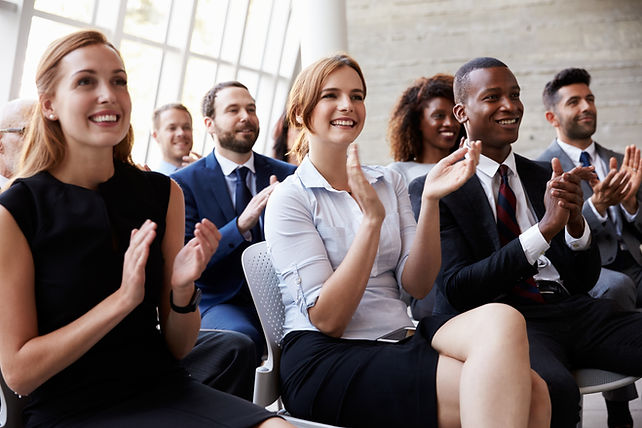 Clapping Audience