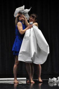 Compagnie Lo - Nuit blanche - création 2012 - crédits photo : Thaïs Le Saux