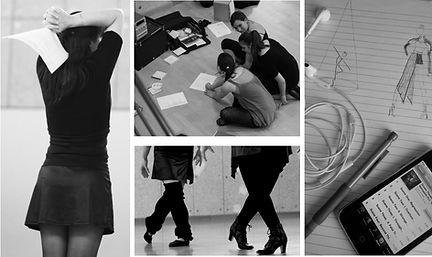 Compagnie Dance'n Co - Travail en cours, projets, chantier, ...