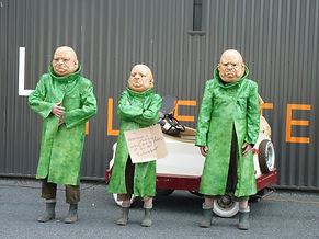 Compagnie Ecart - Hom fums - 2013