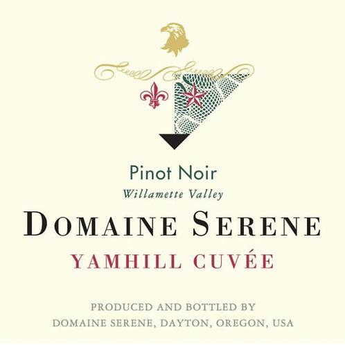 Pinot Noir 2015 Domaine Serene, Yamhill Cuvee, Willamette - 750ml
