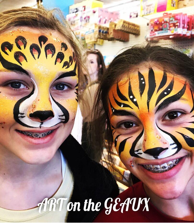 Cheetah & Tiger