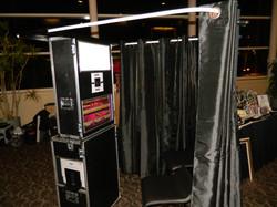 Semi-Enclosed Booth