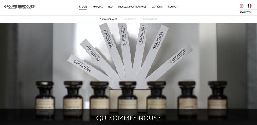 Groupe Berdoues   stratégie & webmarketing