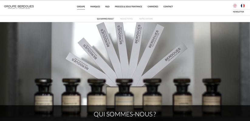 Groupe Berdoues | stratégie & webmarketing