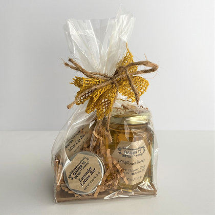 Soothing and Sweet Gift Set