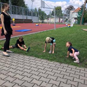 POZVÁNKA: Taneční příměstský tábor Klánovice