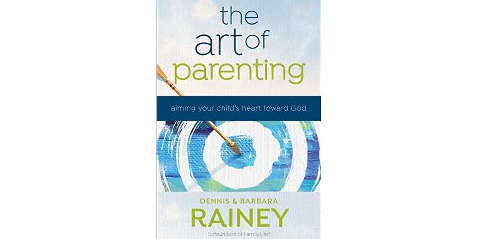 Parents Class Beginning March 8, 2020:  Aiming Your Child's Heart Towards God