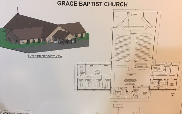 Grace Baptist Church Iron River Wisconsin