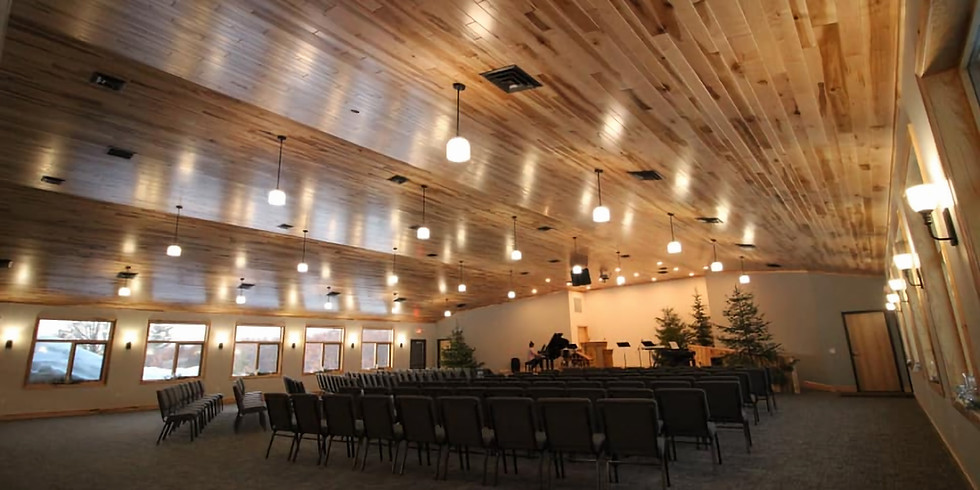 Grace Baptist Church Building Dedication