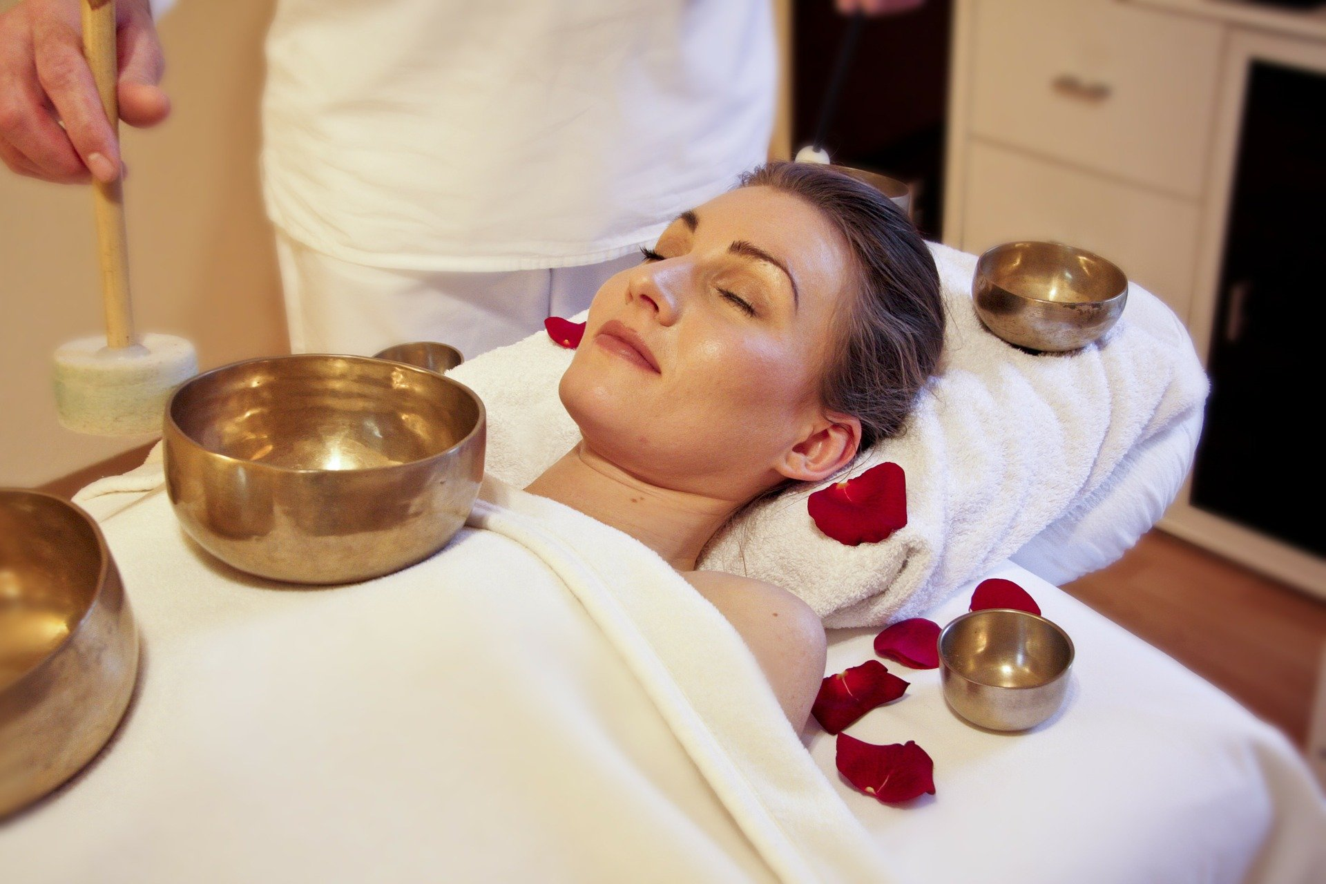 massage au bol tibétain