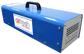 Clean Air Thailand AirFresh UV Ozone Odour Control System Hotels