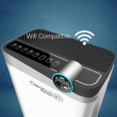 Clean Air PM2.5 plus UVC air purifier