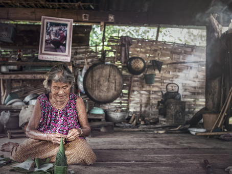 Growing Old With Bangkok Mould