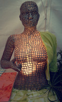 Stained Glass mannequin