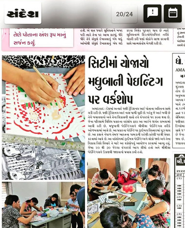 Madhubani Workshop