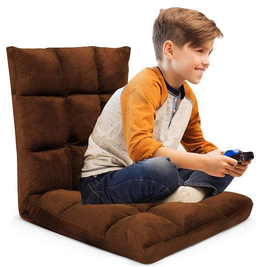 Gaming Floor Sofa - Brown