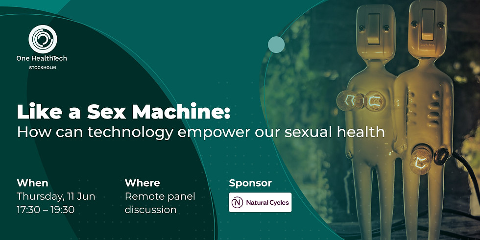 OHT Stockholm panel discussion: how technology can empower our sexual health