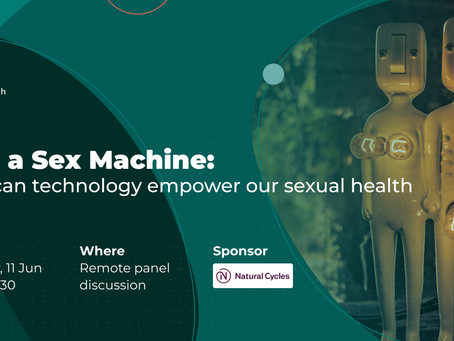 How can technology empower our sexual health