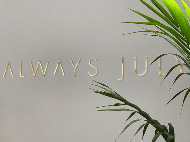 Always July