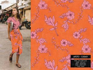65601 Afeto - Visco 5 Floral Big