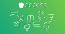 acorns investing