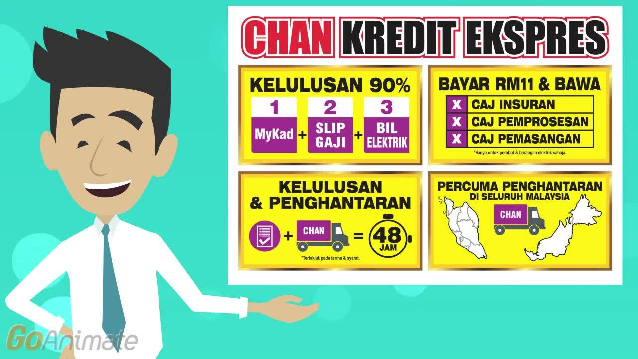 Chan Chain Store - Sabah