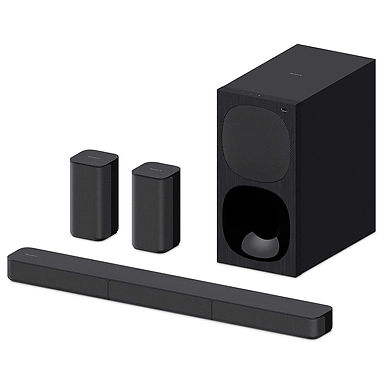 5.1CH DOLBY DIGITAL SOUNDBAR HOME THEATRE SYSTEM WITH BLUE TOOTH