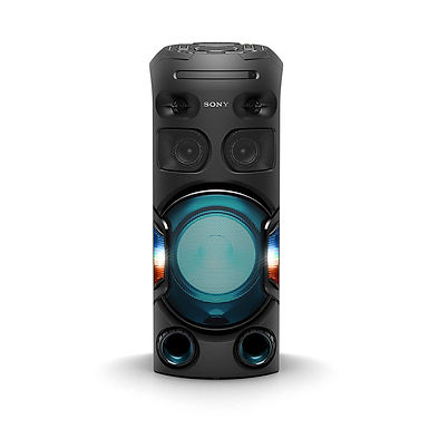 PARTY SPEAKER WITH LONG DISTANCE BASS