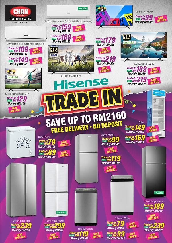 AO20180 - Hisense Trade-In (WM + SABAH)