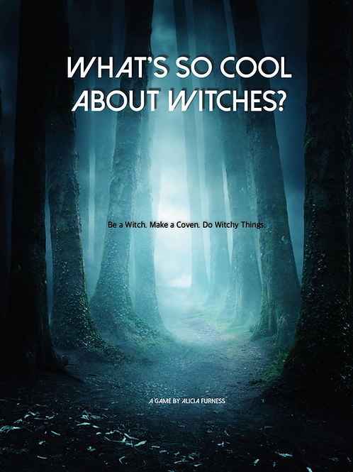 What's So Cool About Witches