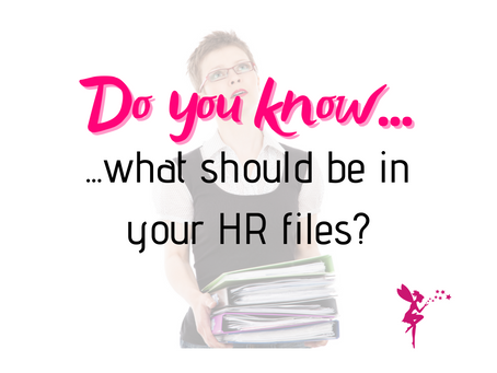 HR records - what are they?
