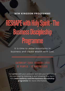 The Business Discipleship Programme