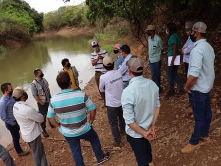 Produtores rurais usam metodologia para combater escassez de água na região Noroeste de Minas