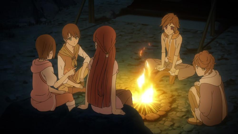 shinsekai-yori-campfire