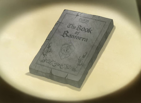 Anime Review: The Book of Bantorra