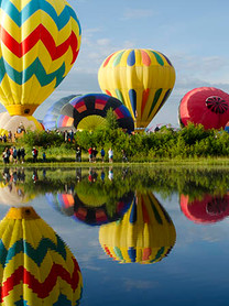 Hot Air Ballon Rides And Much More