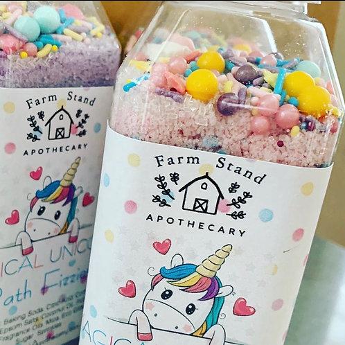 Unicorn Bath Fizzies