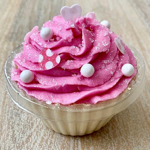 Cupcake Bath Bomb