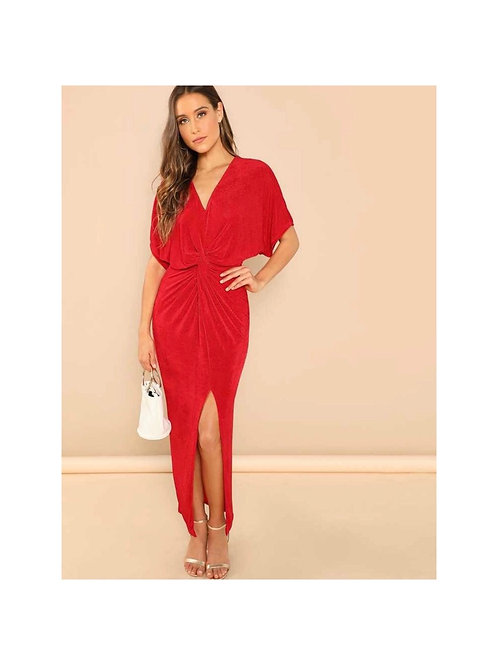 Eithne Glamorous Red Dress