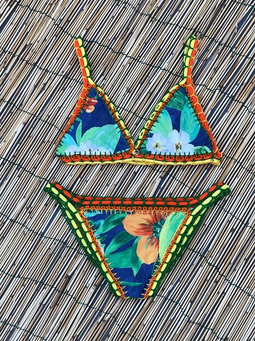 Flora Handmade Bikini