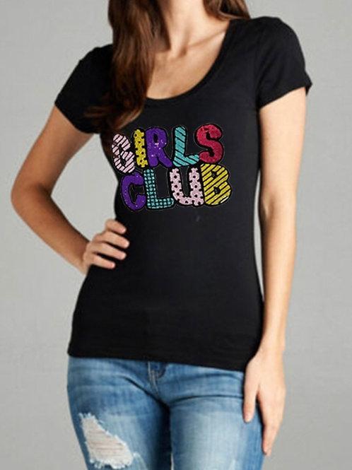 Girls Club T-shirt