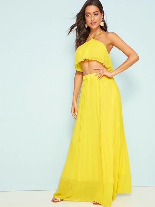Uppsala Skirt Set