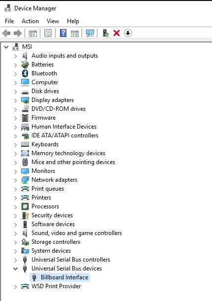 USB-C Dock 4K/60Hz Video Firmware Update Procedure