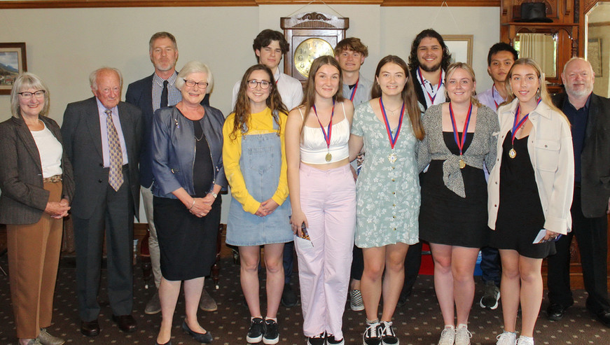 2021 Salmond College Scholarship Recipients