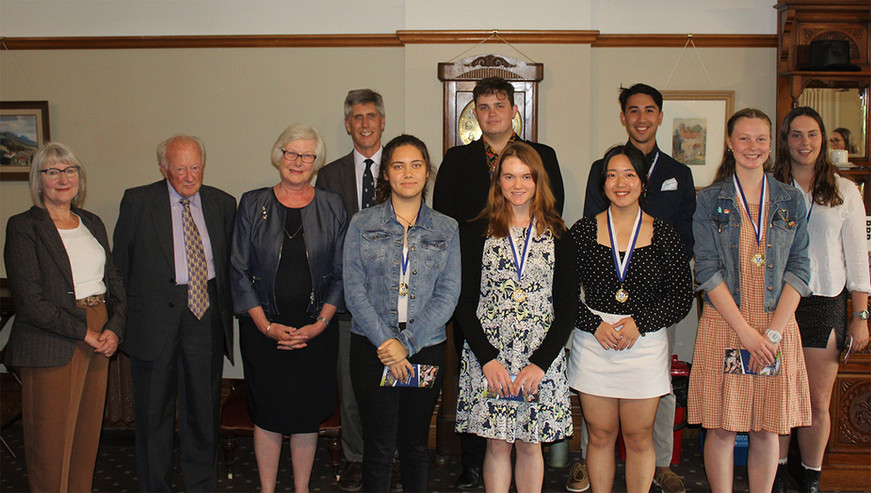 The Foundation 2021 Knox College Scholarship Recipients