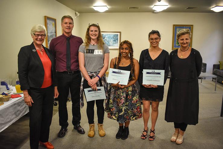 2020 Knox College Scholarship Recipients
