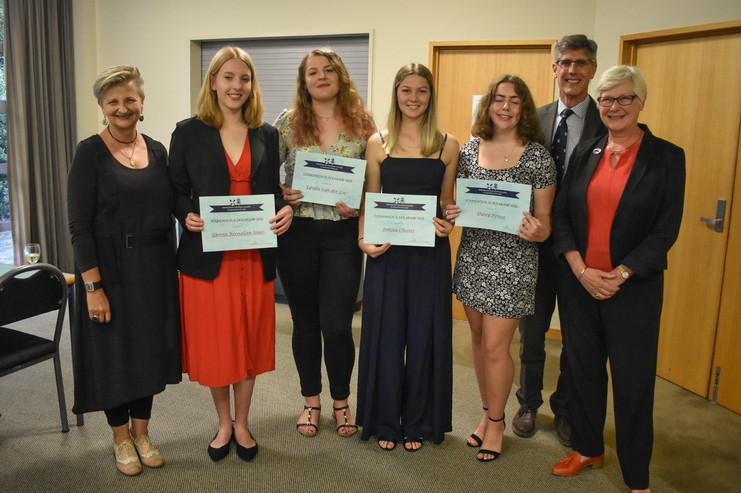 2019 Knox College Scholarship Recipients
